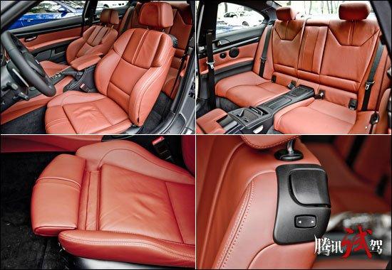 碳纤魅惑 腾讯试驾新款宝马M3碳纤车顶版