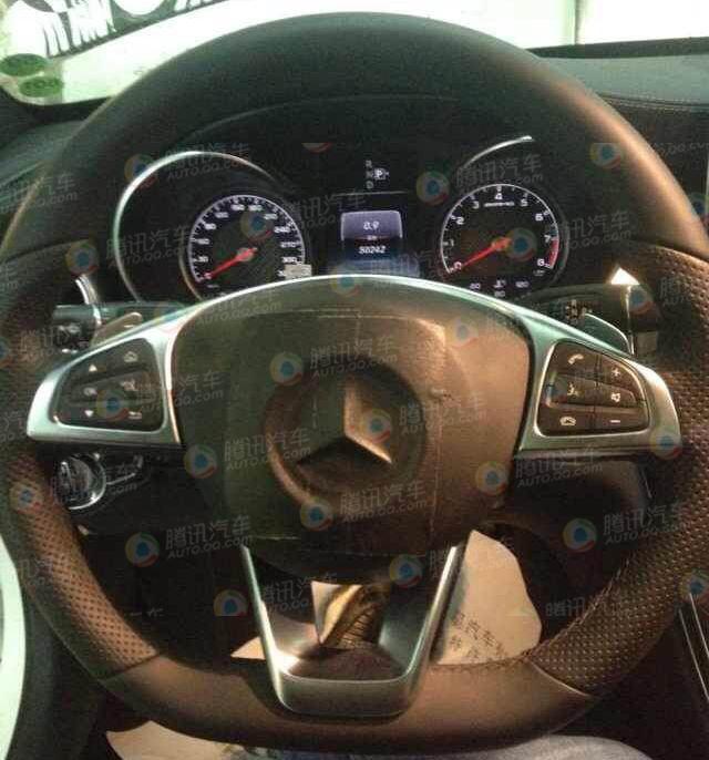 全新奔驰AMG C63谍照曝光 换装4.0T发动机