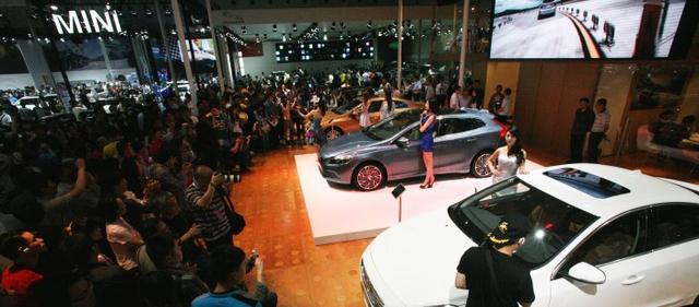 2014青岛国际汽车工业展览会盛大开幕