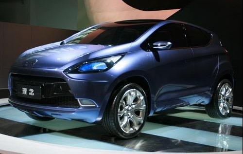 主推1.3L 广本理念量产车广州车展将发布