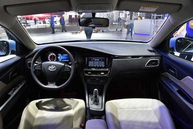 骏派A70E于9月22日上市 共推两款新车