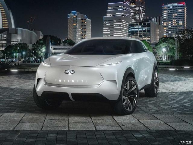英菲尼迪(进口) QX Inspiration概念车 2019款 Concept