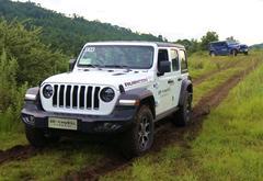 传承与进化 试驾Jeep全新牧马人Rubicon
