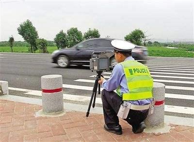 超速被扣3分 测速摄像头究竟是怎么样测速