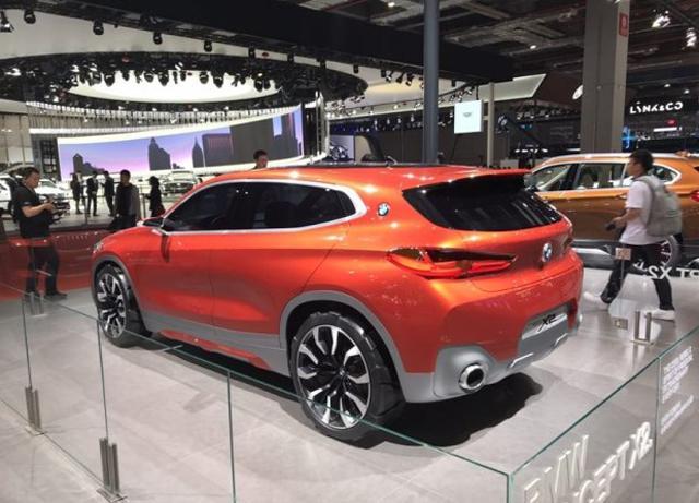 2017上海车展SUV车型汇总