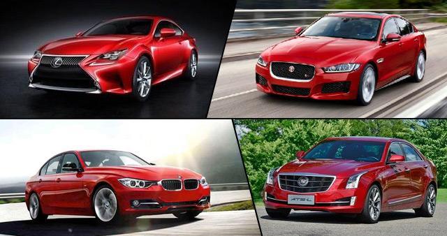 四款高品质个性中型车推荐 坚持自我主张