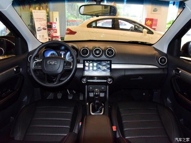凯翼汽车 凯翼V3 2016款 手动基本型