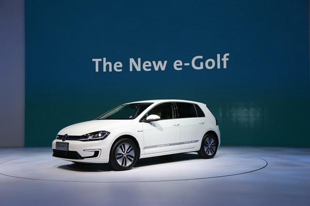大众e-Golf正式上市销售 售价26.80万元