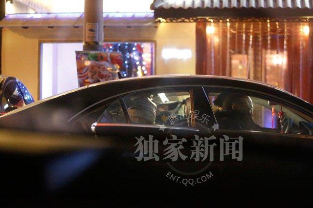 《每日猜车》第220期:陈坤父子聚餐座驾