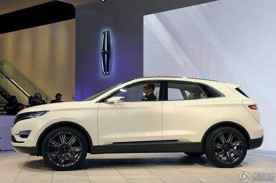 林肯MKC入门SUV有望2014年引进