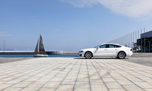 奥迪A7 Sportback试驾 从善如流的舒适选择