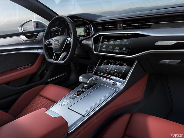 奥迪(进口) 奥迪S7 2019款 Sportback TDI