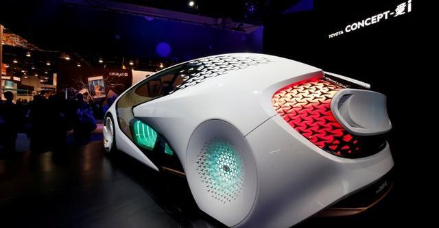 丰田将于2020年测试自动驾驶EV 其搭载人工智能技术