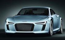 Audi e-tron( 底特律车展)