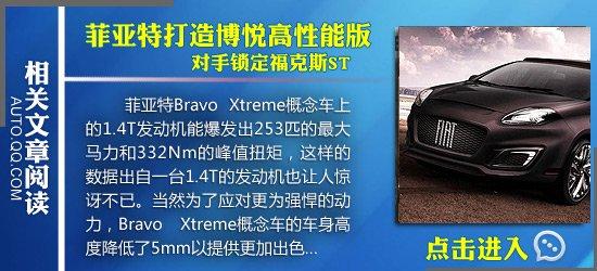 [海外车讯]菲亚特500L Abarth版搭1.4T引擎