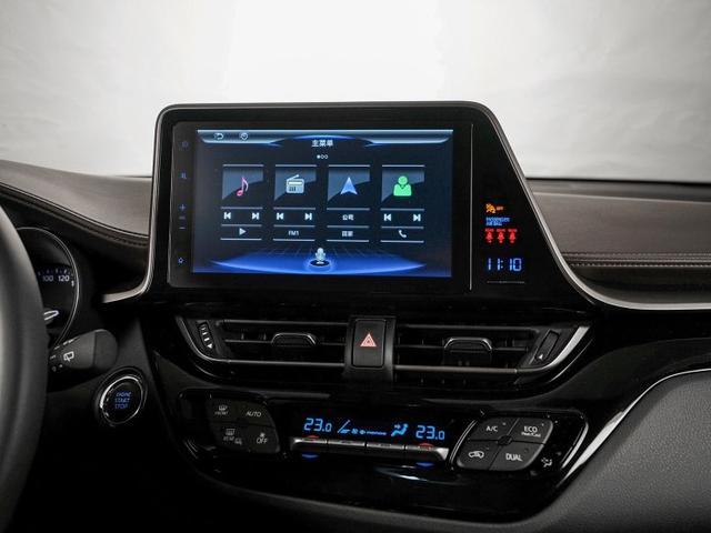 提供2.0L动力 国产C-HR将6月23日上市