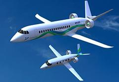电动汽车还没玩透 2045年电动飞机就能问世吗?
