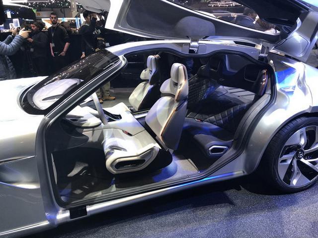 正道HK GT跑车亮相 宾尼法利纳操刀设计