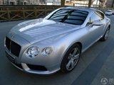 京城富少提宾利欧陆GT V8谈感受 性能近乎完美