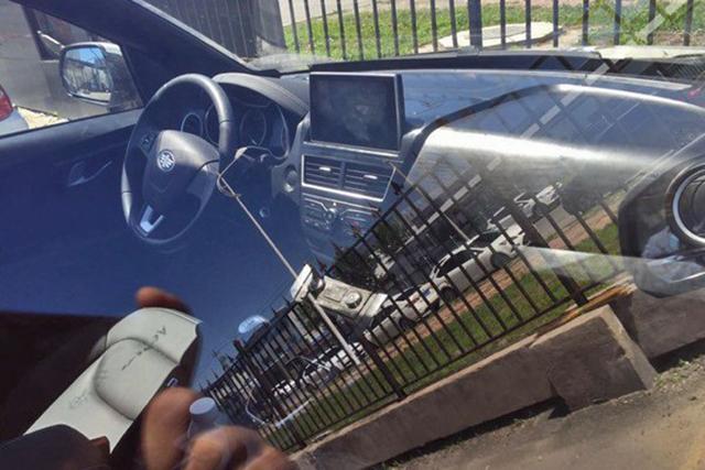 一汽奔腾全新小型SUV谍照曝光 年内上市一汽奔腾x60报价,一汽奔高清图片
