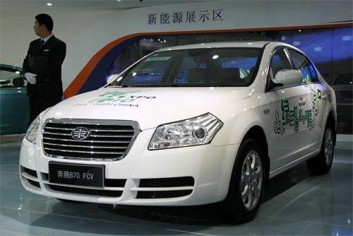 近十款氢动力汽车引领汽车节能新时代
