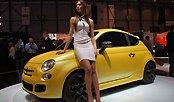 菲亚特500 Coupe Zagato概念车_日内瓦车展_腾讯汽车