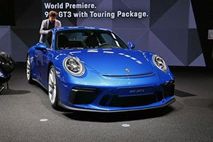 保时捷新款911 GT3