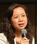 大众中国公关副总裁 彭菲莉