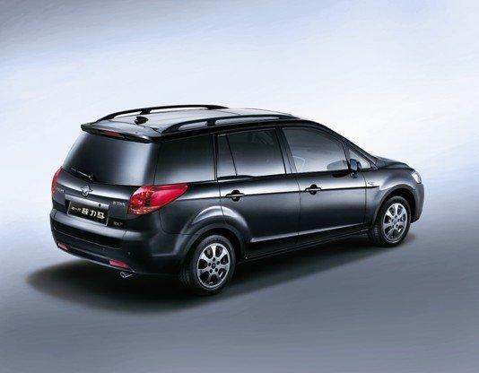 普力马2011款上海车展首发 或上半年上市