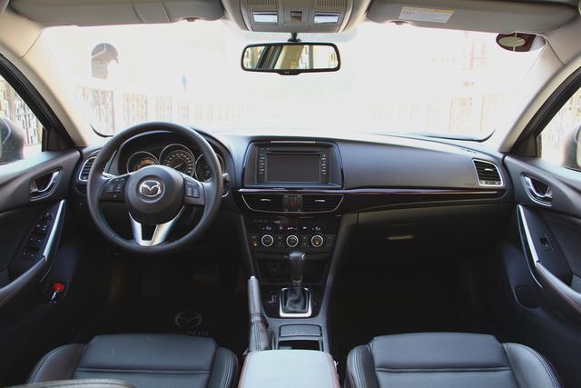 2015款阿特兹售17.98万起 2.5L车型20万内