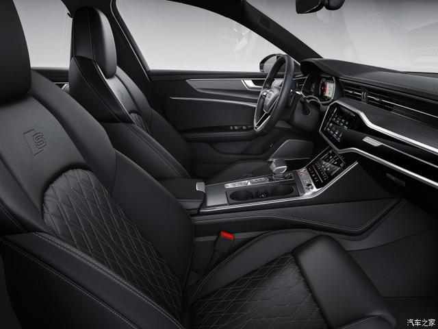 奥迪(进口) 奥迪S6 2019款 S6 Avant TDI