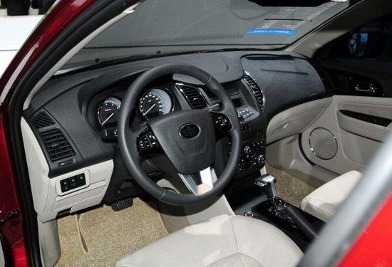 奔腾改款B50正式发布 预计将在年内上市