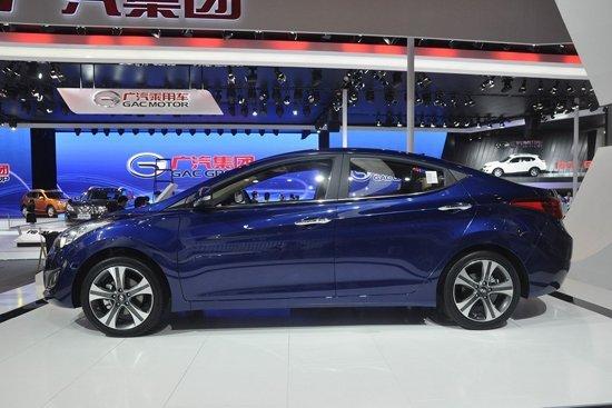 北京现代朗动12款_朗动是 北京现代 在紧凑级车领域的又一款革新之作