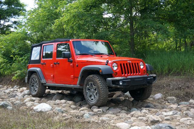 战旗体系北美体验jeep越野评级汽车2016款腾讯皮卡车图片