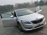 2012款进口起亚凯尊2.4L精英型提车实拍