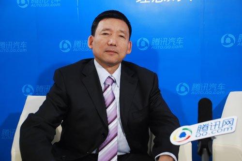 芦卫东:陆风汽车不会放弃轿车市场投入