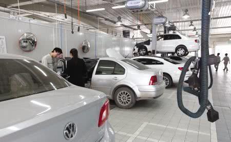 为什么越来越多车主质保期过后就再不去4S店
