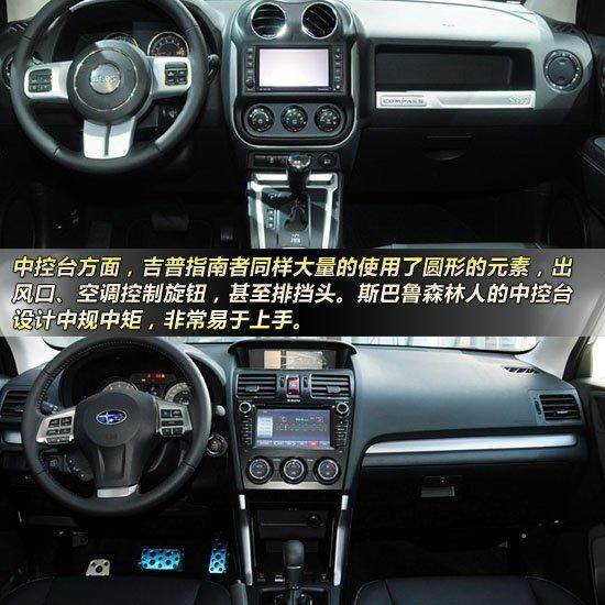 导读:在平均价位25万元的进口SUV中,指南者与森林人可谓是最具个性的两款车型,它们都有着各自家族鲜明的特色,它们之间的较量也无可避免