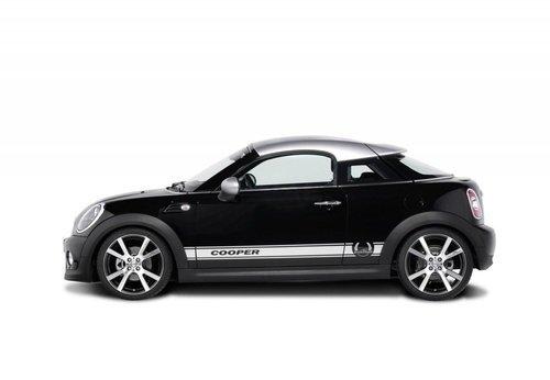 AC Schnitzer发布MINI Coupe改装项目
