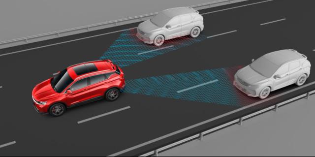 搭载L2级智能驾驶 吉利缤越配置曝光