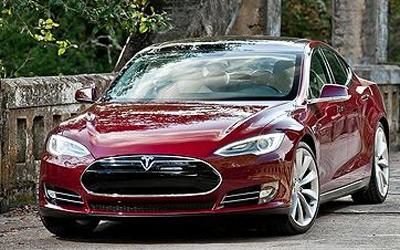 特斯拉公布Model S中国售价 73.4万起
