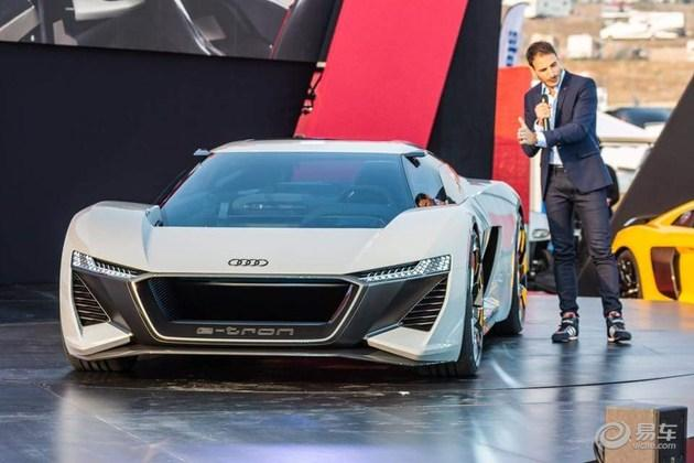 奥迪R8将放弃燃油动力 成为纯电动超级跑车