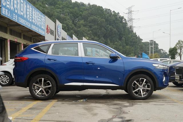 颜值/品质/性价比 年末购车看自主硬核SUV