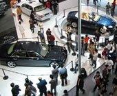 我国汽车销量2015年达2500万