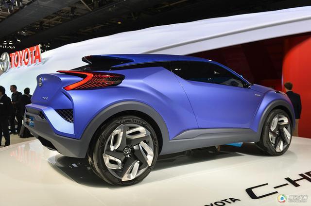 北京车展奇瑞发布了,融合了suv和轿跑fv2030概念车?