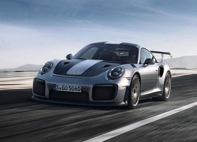 保时捷911两款车型上市 售价252.8万元起