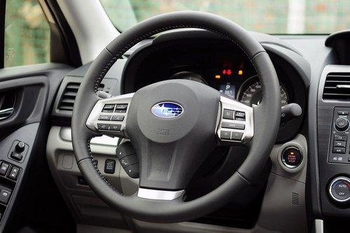 新一代森林人购车分析 首推2.5L豪华车型