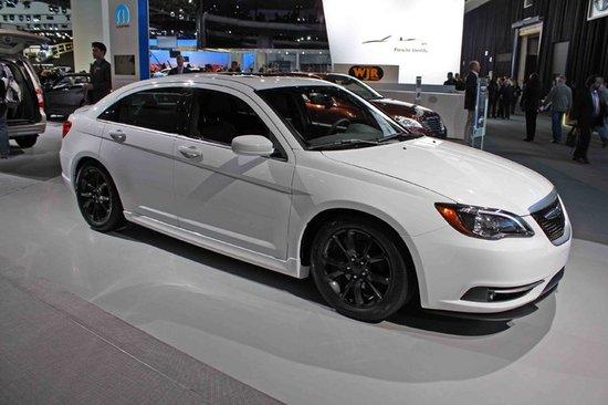 克莱斯勒200 Super S亮相2012北美车展