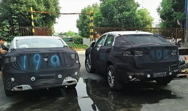 自主轿跑SUV纷纷试水 能否占领新高地?