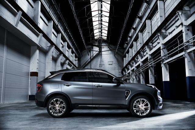 C&CO 01概念车』-吉利高端品牌LYNK CO 01概念SUV发布高清图片